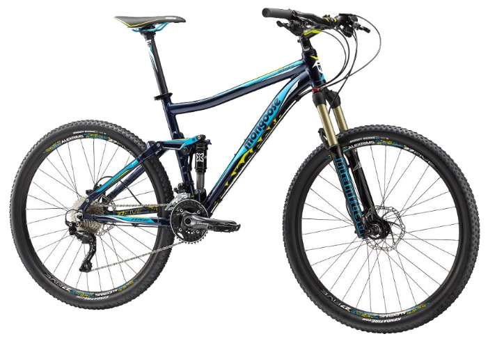 Mongoose Salvo Expert 27.5 (2015)