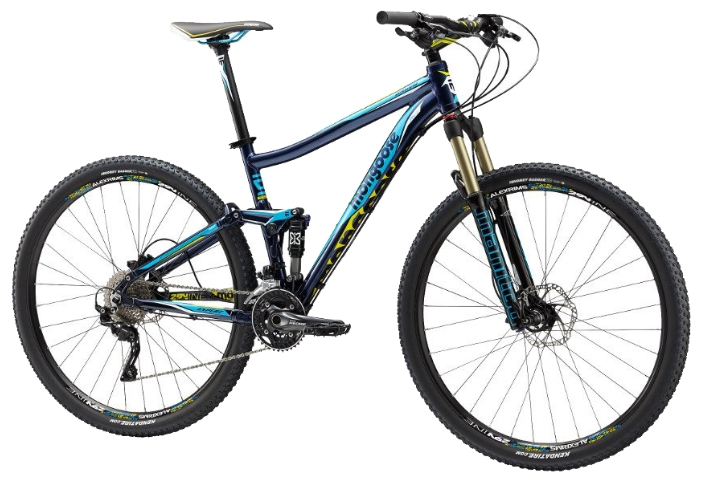 Mongoose Salvo Expert 29 (2015)