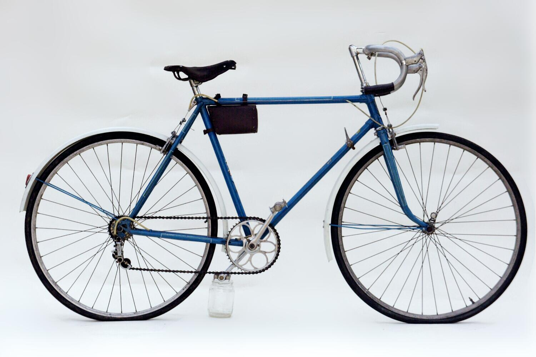 Шифтер велосипеда турист