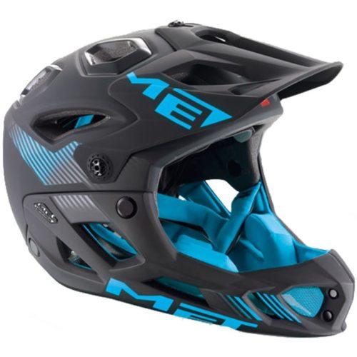 Велосипедный шлем фулфейс