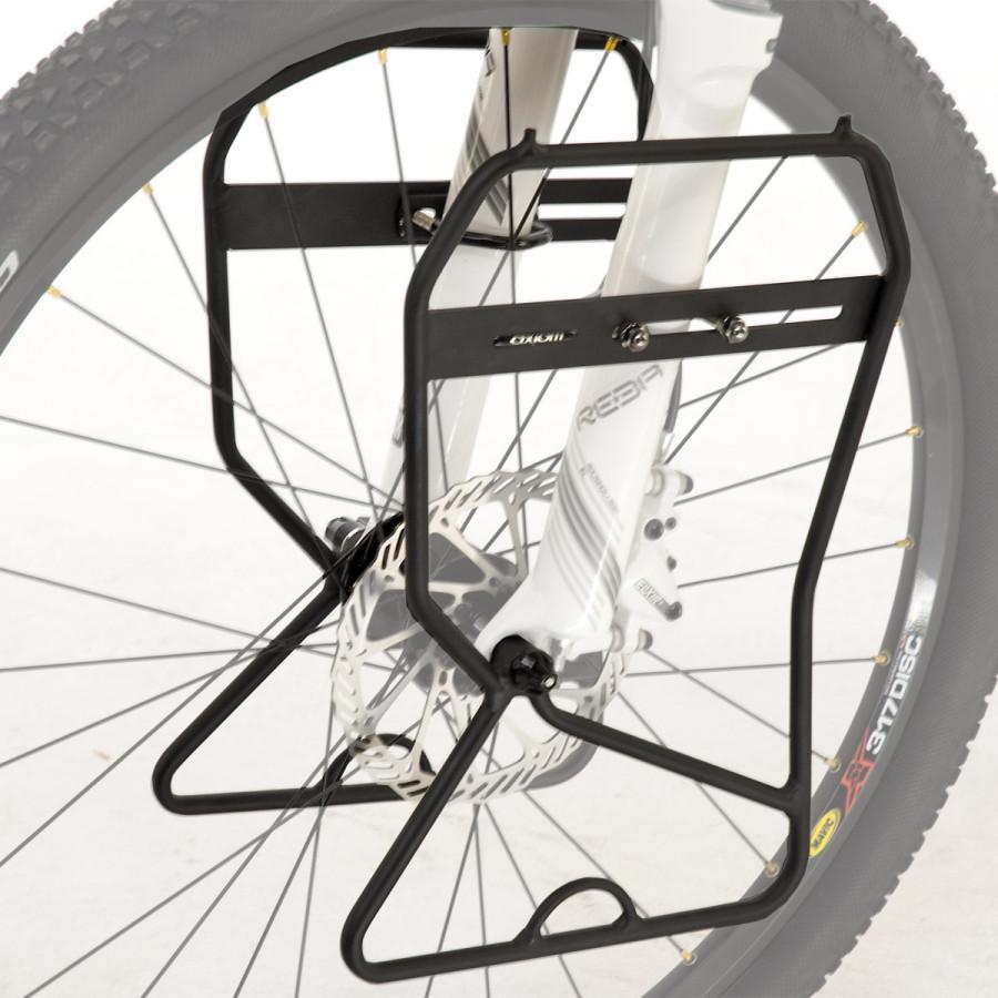 Как сделать багажник на велосипед фото 959