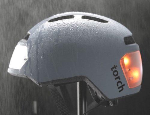 Световое оборудование интегрированное в шлем